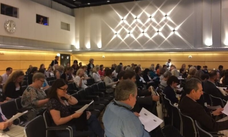 Oktagon at SLAM Conference